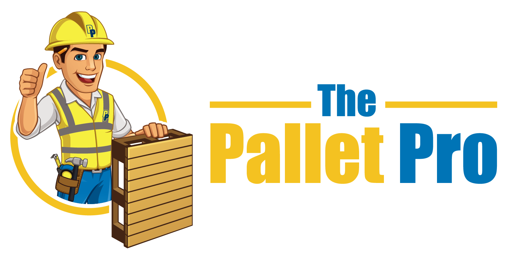 Logo for The Pallet Pro in Orlando, FL